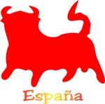 Red Espana Bull