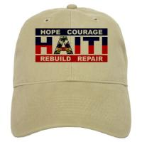 Hope Courage Haiti