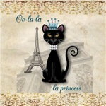 Oo-la-la French Kitty Princess
