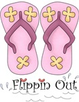 Flippin Out Flip Flops