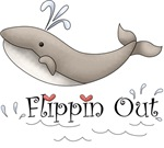Flippin Out Whale