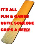 Chip a Reed