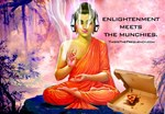 Enlightenment Meets the Munchies