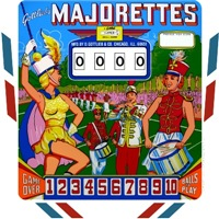 Gottlieb® Majorettes