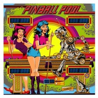 Gottlieb® Pinball Pool