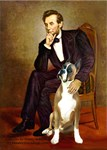 ABRAHAM LINCOLN<br>& Boxer (crp)