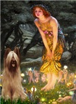 MIDSUMMER'S EVE <br>& Fawn Briard