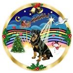 CHRISTMAS MUSIC (#3)<br>& Rottweiler