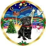 CHRISTMAS MUSIC #3<br>& Pug
