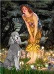 MIDSUMMER'S EVE<br>& Silver Standard Poodle