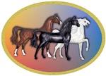 Multiple Horse Designs