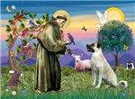 Saint Francis &<br>Anatolian Shepherd