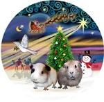 Christmas Magic<br>& Two Guinea Pigs