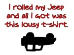 I Rolled My Jeep