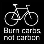Burn carbs, not carbon