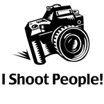 Paparazzi T-Shirts, I Shoot People Tshirts