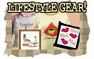 Lifestyle T-shirts & Gifts