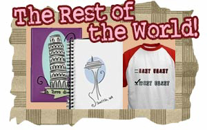 Travel T-shirts, Travel Souvenir Gifts