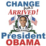 President Obama T-shirts and Swag
