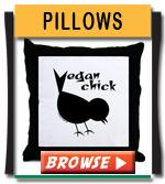 Vegan Pillows Home Decor Accents