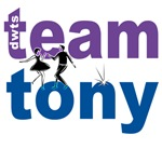 DWTS Team Tony T-shirts and Swag