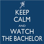 Keep Calm Watch The Bachelor T-shirts, Gifts