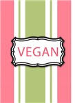 Vegan Jewelry and Gifts - Pink Green