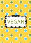 Yellow Vegan Jewelry, Charms and Gifts