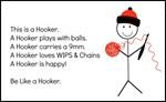 Be A Hooker