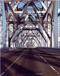 Empty Bay Bridge