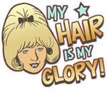 My Hair Is My Glory T-Shirts