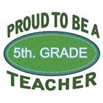 Proud 5th. Teacher