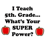 I Teach 5th. Grade