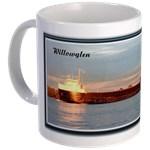 Canadian Lake Freighter Mugs