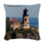 Lighthouse pillows, Blankets, & Rugs