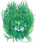 California Green Man T-Shirts!