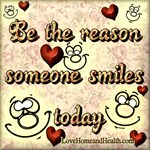 Be The Reason Someone Smiles Today Quote Gifts