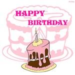 OYOOS Birthday Cake design