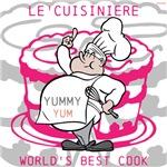 OYOOS Cook Cakes design