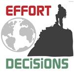 OYOOS Effort Decisions Earth design
