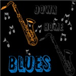 OYOOS Saxaphone Blues design