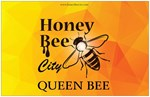 Honey Bee City Queen Bee