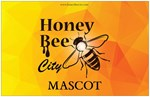 Honey Bee City Pet Mascot