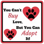 You Can't Buy Love, But You Can Adopt It