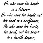 He Who Hustles
