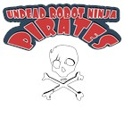 Undead Robot Ninja Pirates
