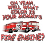 Mommy Fire Engine