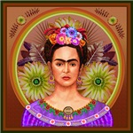 Frida with Browns