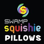 SWAMP SQUISHIE PILLOWS