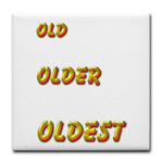 Old Older Oldest